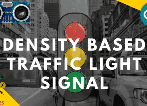 Traffic Signal Using Arduino and Ultrasonic Sensor