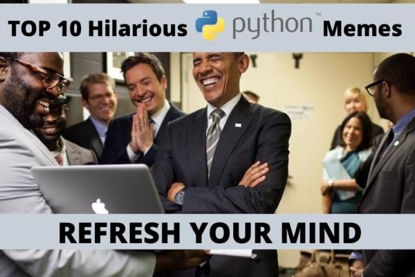 python memes