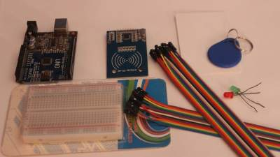 Is RFID tag present or removed? Arduino MFRC522 tutorial