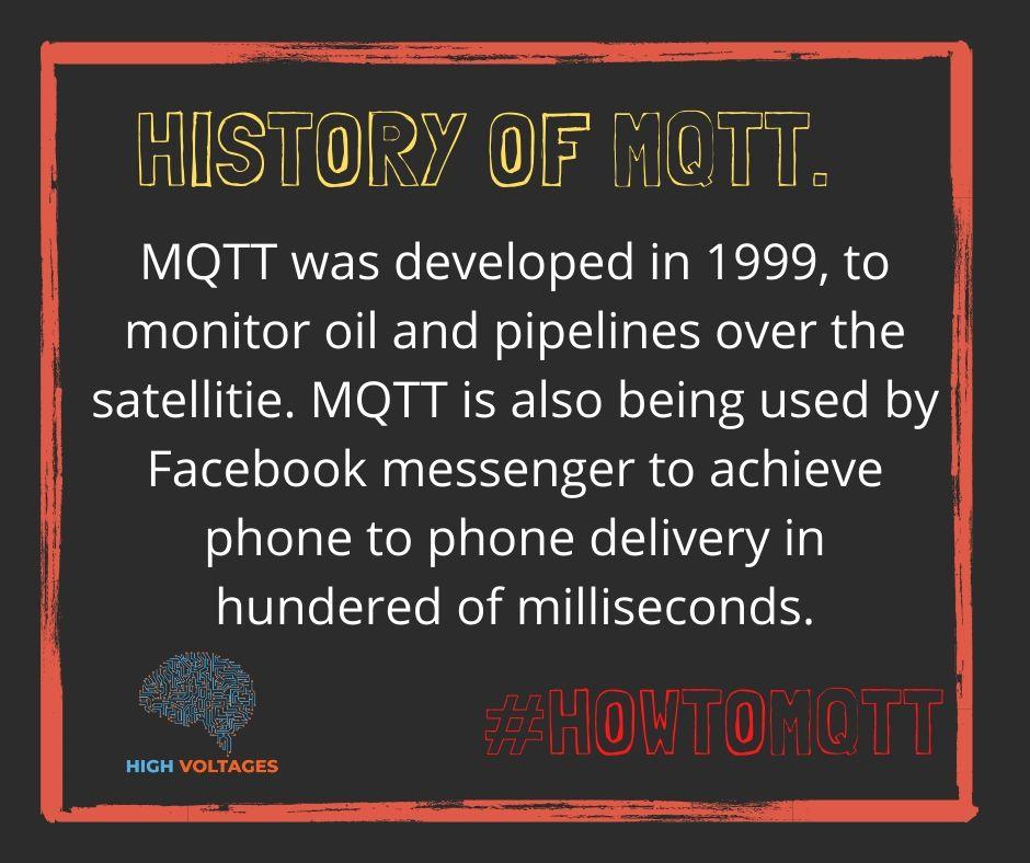 history of MQTT