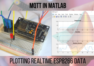 How to plot real-time data in MATLAB over MQTT